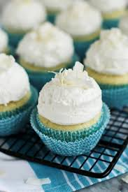Coconut Cupcakes With Fluffy Buttercream From Afarmgirlsdabbles