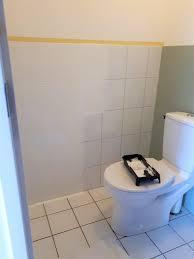 toilette renovierung fliesen streichen haus
