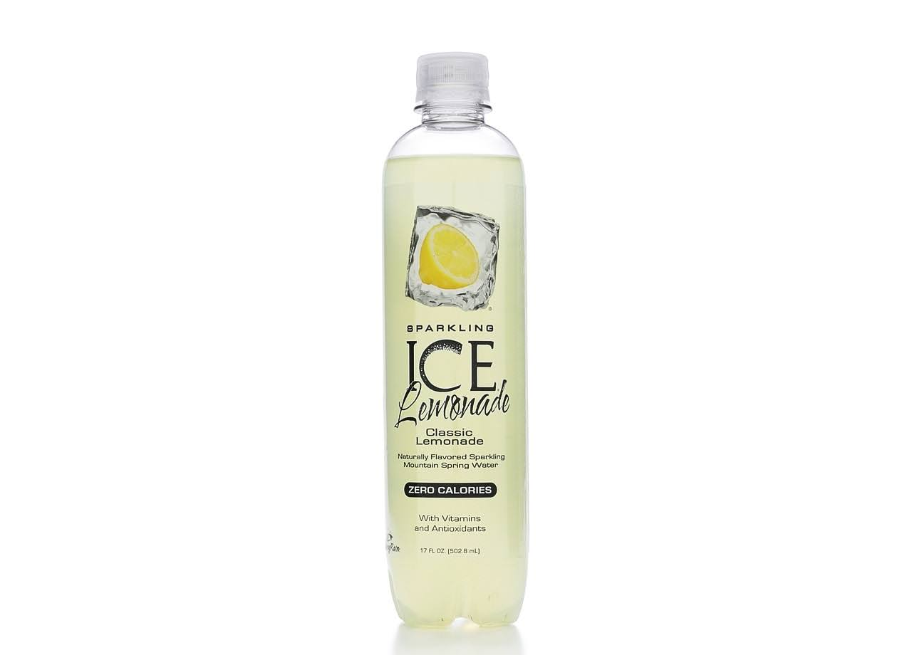 Sparkling Ice Sparkling Water, Classic Lemonade - 17 fl oz