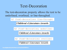 text decoration underline more space cascading style sheets css pixel level with html ease