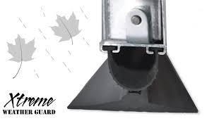 Garage Door Bottom Seal For Uneven Floor by Garage Door Thresholds Garage Door Seals Elite Garage Floors