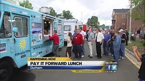 Food Trucks Pay It Forward -ABC 11: Thank You To Gussy's Greek Truck ...