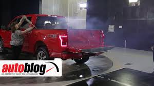 2015 Ford F-150 Tailgate Myth Debunked | Autoblog - YouTube 2015 Ford F150 First Drive Motor Trend Ford Trucks Tuscany Shelby Cobra Like Nothing Preowned In Hialeah Fl Ffc11162 Allnew Ripped From Stripped Weight Houston Chronicle F350 Super Duty V8 Diesel 4x4 Test 8211 Review Wallpaper 52dazhew Gallery Show Trucks For Sema And La Pinterest Widebodyking Tsdesigns Pick Up Look Can An Alinum Win Over Bluecollar Truck Buyers Fortune White Kompulsa
