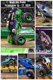 100 Monster Truck Show Miami Jam Discount Code Ticket Giveaway Marlins Park