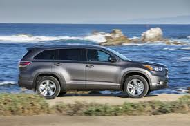 2014 Toyota Highlander Captains Chairs by 2016 Toyota Highlander Overview The News Wheel