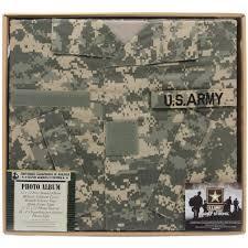 Army Camo Bathroom Decor by U S Army Photo Album 12x12in Acu Camo Free Shipping On Orders