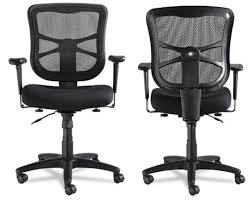 Alera Mesh Office Chairs by Best Brand Alera Elusion Series Mesh Mid Back Office Chair Review