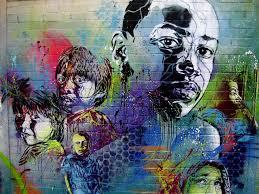 100 C215 Art Street Artist