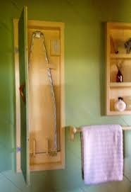 Ironing Board Cabinet With Storage by Iron Woman Diy Built In Ironing Board Build And Rebuild