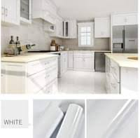 klebefolie möbel selbstklebende klebefolie undurchsichtige folie möbelfolie für küche wände schrank wasserdicht 300 60cm