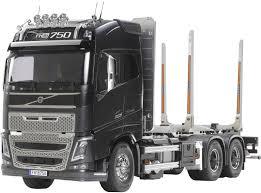 100 Tamiya Truck 56360 Volvo FH16 Globtrotter 750 6x4 Timber Conradcom