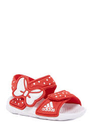 Minnie Mouse Flip Open Sofa Canada by Adidas Disney Minnie Mouse Akwah 9 Sandal Toddler Nordstrom Rack