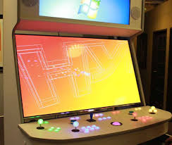 4 Player Arcade Cabinet Dimensions by Arcade Cabinet Plans Lcd Memsaheb Net