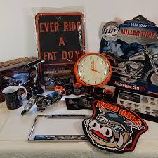 Harley Davidson Home Decor And Collectibles
