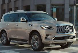 2018 Infiniti QX80 Test Drive And Review: Launching A New Flagship Infiniti Qx80 Reviews Research New Used Models Motor Trend To Infinity And Beyond The Pizza Planet Truck In Real Life Monograph Concept Will It Go Production 2017 2018 Suv Is A Deluxe Dubai Debut Roadshow Trucks Diesel Tohatruck Gearing Up For Families Arundel Journal Tribune Finiti Of Charlotte Luxury Cars Suvs Dealership Servicing 2016 Larte Design Missuro 2019 Qx50 Preview Crossovers Usa