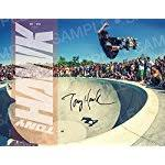 Tony Hawk Signed Skate Deck by Tony Hawk Signed Autographed Birdhouse Skateboard Deck A Coa
