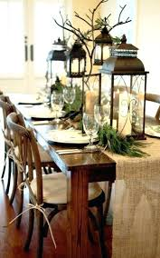 dining room table decor modern best centerpieces ideas on everyday