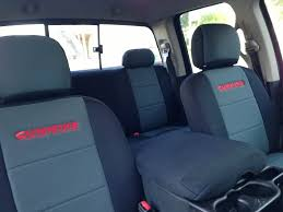 Neoprene Seat Covers (CoverKing) - Dodge Diesel - Diesel Truck ... Truck Seat Covers For Dodge Ram Blue Black W Steering Whebelt Fia 2015 Wrangler Series Realtree Camo Perfect Fit Guaranteed 1 Year Warranty Katzkin Black Leather Int Seat Covers Fit 22017 Dodge Ram Crew Car Suppliers And 2018 New 2500 Truck 149wb 4x4 St At Landers Serving Mega Cab Leather Interior Kit Lherseatscom Youtube 6184574_orig 2013 1500 Max4 Front Row Steelcraft Chr7040tn Tan Radoauto