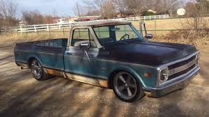 100 Chevy Truck 1970 C20 C10 Custom Patina Texas YouTube