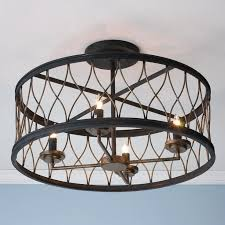 ceiling astonishing enclosed fan fans lowes caged contemporary 17