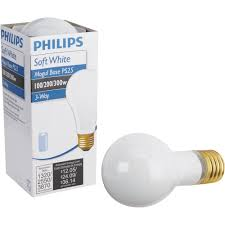 philips ps25 incandescent 3 way light bulb walmart