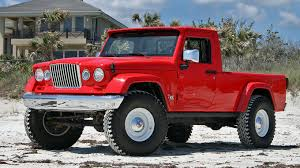 The Long, Illustrious History Of Jeep Pickup Trucks | Top Speed 1950 Willys Jeep For Sale Classiccarscom Cc1110885 Pickup Truck History Go Beyond The Wrangler Jake Rodriguez Kaiser Blog 1951 In 1950s Station Wagon Wikipedia Rebuild Truck Pinterest Trucks Classic 1956 Willysoverland 4791 Dyler Hot Rod Network About Cj2a Specs And Find Of Week Autotraderca Ted Tuerk