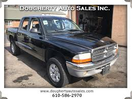 100 Used Dodge Dakota Trucks For Sale 2003 For In Folsom PA 19033 Dougherty Auto