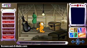 Garfields Halloween Adventure Book by Garfield U0027s Scary Scavenger Hunt Ii Donuts Of Doom Hd Youtube