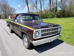 100 Used Dodge Trucks 150 For Sale RICH CREEK Virginia Price US 9900 Year 1979