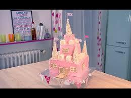notrefamille com cuisine comment faire un gâteau de princesse how to a princess castle