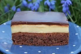 schoko pudding kuchen vom blech schiko1804 chefkoch