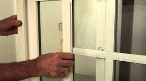 Sliding Glass Door Security Bar by Sliding Window And Door Stopper Big John Products Youtube