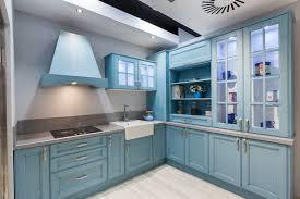 Cocinas azules rompe con lo establecido Cocinas Rio