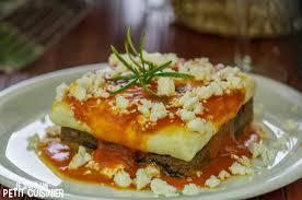 cuisine grecque moussaka recette de moussaka grecque