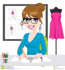Fashion Designer Clip Art Clipart