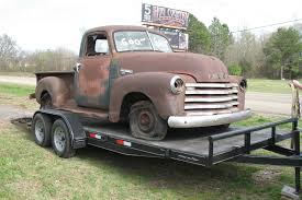 100 Awesome Chevy Trucks Old School Vintage Pickups Are Gaining In