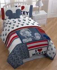 Macys Mickey Mouse Bathroom Set by Mickey Mouse Blue Disney Bedding Sets Disney Bedding Pinterest