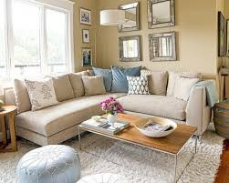 Sectional Living Room Ideas by Best 25 Beige Sectional Ideas On Pinterest Curtains L Shaped