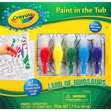 Crayola Bathtub Fingerpaint Soap Set by Crayola Bathtub Paints Tubethevote