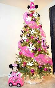 Minnie Mouse Christmas Tree Mas