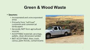 Waste Management Christmas Tree Pickup Orange County by Green U0026 Wood Waste Recycling Neal Road Recycling And Waste