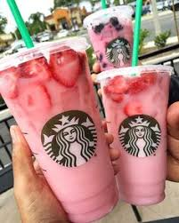 Whats In The New Starbucks Pink Drink