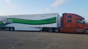 Hub Group Trucking On Twitter: