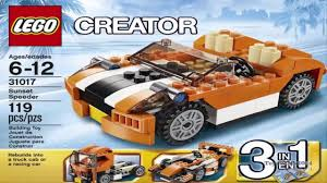 LEGO Creator Sunset Speeder - 3 In 1 (sports Car,van Truck Or ... Lego Creator Mini Fire Truck 6911 Brick Radar Lego Highway Speedster 31006 31075 Outback Adventures De Toyz Shop Vehicles Turbo Quad 3in1 Buy Online In South Rocket Rally Car 31074 Cwjoost Alrnate Model Of Set High Flickr 6753 Transport Itructions Diy Book 1 Youtube Pictures Expert Fairground Mixer Walmartcom Cstruction Hauler 31005 At Low Prices Creator 31022 Toys Planet 2013 Brickset Guide And Database