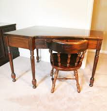 Ethan Allen Desks Antique | Home Furniture Decoration Usher Oakframe Side Chair Wovenback Ethan Allen Shop Plainville Saddle Brown Ding Set Of 2 Free Shipping Ryder Chairs Chaises Cottage For Sale Tropical Room Best Interior Fniture Corin Rough Sawn Round Table Tables China Cabinet Mahogany Home Decoration Delicious Onbedroomwebsite High End Used Georgian Court 96 Courtroom Queen Anne Cherry Amazoncom Somers Modern Windsor Alinum Vintage Drop Leaf Gateleg And 3 Piece Heir And Space A Traditional