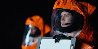 Arrival Invented A New And Insanely Complicated Alien Language
