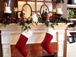 Decor: Savvy Southern Style Christmas Fireplace Mantle With ... Easy Knock Off Stockings Redo It Yourself Ipirations Decor Pottery Barn Velvet Stocking Christmas Cute For Lovely Decoratingy Quilted Collection Kids Barnids Amazoncom New King Stocking9 Patterns Shop Youtube Stunning Ideas Handmade Customized Luxury Teen
