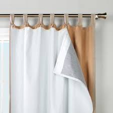 commonwealth thermalogic universal blackout curtain liner