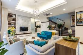 100 Stylish Bungalow Designs Having A Home With A High Ceiling Can Make You More Creative