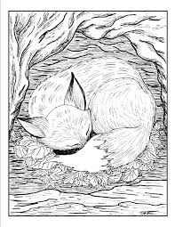 Animal Printable Coloring Pages Colouring For Adults